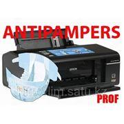 Сброс счетчика памперса на принтеры Epson фото
