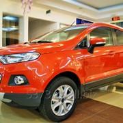 Автомобиль Ford EcoSport фото