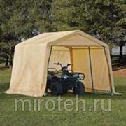 Мини-гараж (сарай) Shelterlogic 3 х 3 х 2.4 м фото