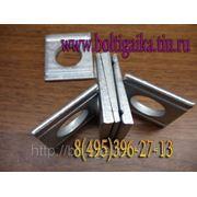 Шайба косая м6 сталь 3 ГОСТ 10906-78 (DIN 434) фото