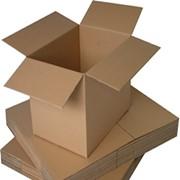 Коробки из трехслойного гофрокартона фото