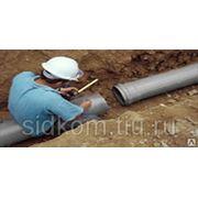 Труба ПВХ канализационная D 50 длина 0.5 м фото