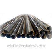 Труба ГОСТ 10704-91 дл.11.5 черная(ст.3.10.20) 133х3.5-5.0мм фото