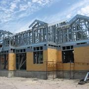 Легкие стальные быстровозводимые здания и металлоконструкции. фото