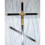 Крест железный фото