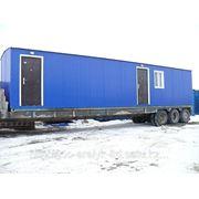 Перевозка готовых модулей фото