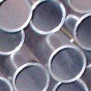 Труба бесшовная стальная фото