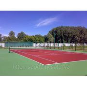 Строительство теннисных кортов под ключ фото