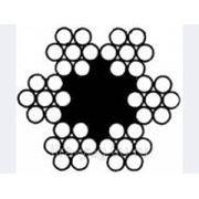 Канат стальной ГОСТ 3069-80 диаметр от 2,2 до 29,0 длина от метра фото