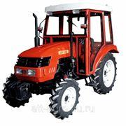 Трактор с полным приводом Донгфенг 244 с кабиной фото