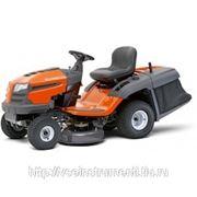 Садовый трактор husqvarna ct154 9605100-25 фото
