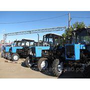 Трактор Беларус-80.1 фото