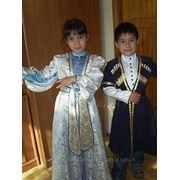 Детский национальный грузинский костюм фото