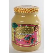 Мед с ягодами фото