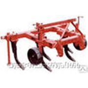 Плуг чизельный 2,25м. б/катка (Турция), для тракторов от 60 до 80л.с. фото