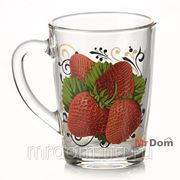 Кружка для чая ягода в ассорт. (864958) фото