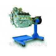 Р-500Е Стенд универсальный для ремонта двигателей, КПП, мостов весом до 500 кг. фото