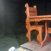 Комплект стол+стулья фото