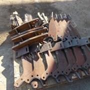 Рычаги бетоносмесителя JS750 бетонного завода фото