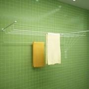 Сушилка Лиана Лифт-6 настенно-потолочн 2,0м фото