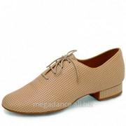 Обувь танцевальная тренировочная мод Оксфорд фото