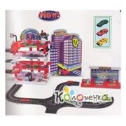 Игровые наборы: гонки, треки, парковки GBF,AVC Игровая парковка 4 уровня [01/746] фото