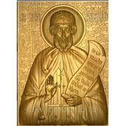 Святой преподобный Виталий Александрийский фото