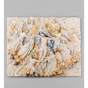 """WS-501 панно """"иисус и ангелы"""" (784111) фото"""