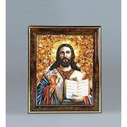 12*15см картина с пластик. рамкой (икона) (779483)