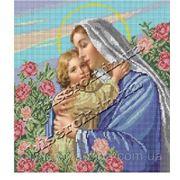 Схема для вишивки бісером Пресвята Богородиця Ласкава Мати. Арт. КРВ-5 фото