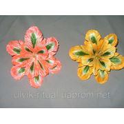 Искусственный цветок Нарцисс павлин фото