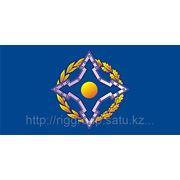 Флаг ОДКБ фото