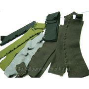 Трикотажные манжеты в комплектах с подвязами и отдельно для курток в СПб
