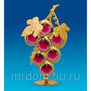 "AR-1322/ 1 фигурка ""гроздь винограда"" с цв.кр. (юнион) (867443) фото"