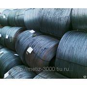 Проволока для армирования из низкоуглеродистой стали для армирования ЖБК ф3 фото