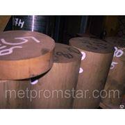 Пруток медный М1 ф60 фото
