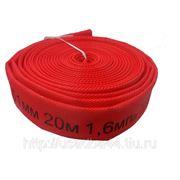 Рукав пожарный 5ELEM - Expert с гидроизоляцией диаметром 51мм. с ГР50 в скатке 20 метров. 1,6 Мпа. фото