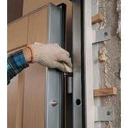 Установка входных дверей в алматы фото
