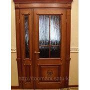 Эксклюзивная дверь фото