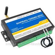 GSM-сигнализация проводная охранная с функцией контроля температуры Sapsan TERMO-BOX фото