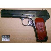 Травматический пистолет Лидер фото