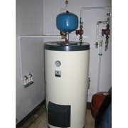 Реконструкции систем отопления и строительство котельных. фото