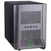 Винный шкаф Ecotronic WCM-12TE фото