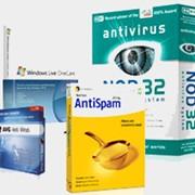 Удаление вирусов, установка антивируса фото