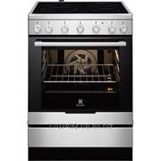 Кухонная плита электрическая Electrolux EKC6150AOX фото