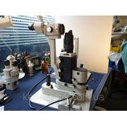Щелевая лампа CARL ZEISS 30SL-M фото