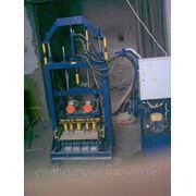 Оборудование для производства вибропрессованной тротуарной плитки фото