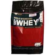 Optimum Nutrition 100% Whey Gold Standard 4,545 кг фото