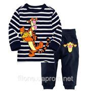 Детская пижамка ТИГРА хлопок 100% фото
