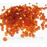 Рубка оранжевая с переливом (100 г) фото